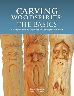 Carving Woodspirts: The Basics Book