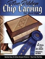 Blue Ribbon Chip Carving - Old World Style