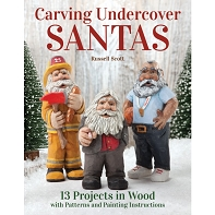 Carving Undercover Santas