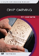 Chip Carving with Wayne Barton (DVD)
