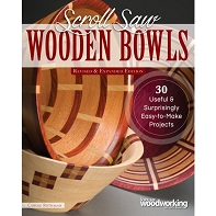 Scroll Saw Wooden Bowls