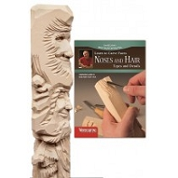 Noses and Hair Study Stick