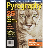 Pyrography Magazine Volume 7 (2020)